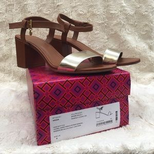 Tory Burch Laurel 65MM Ankle Strap Sandal